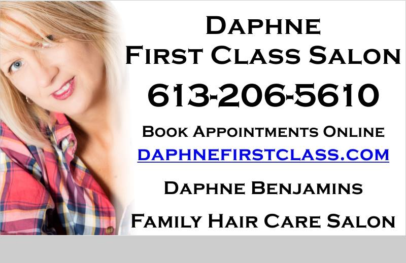 Full size lightbox of Daphne First Class Salon image 0