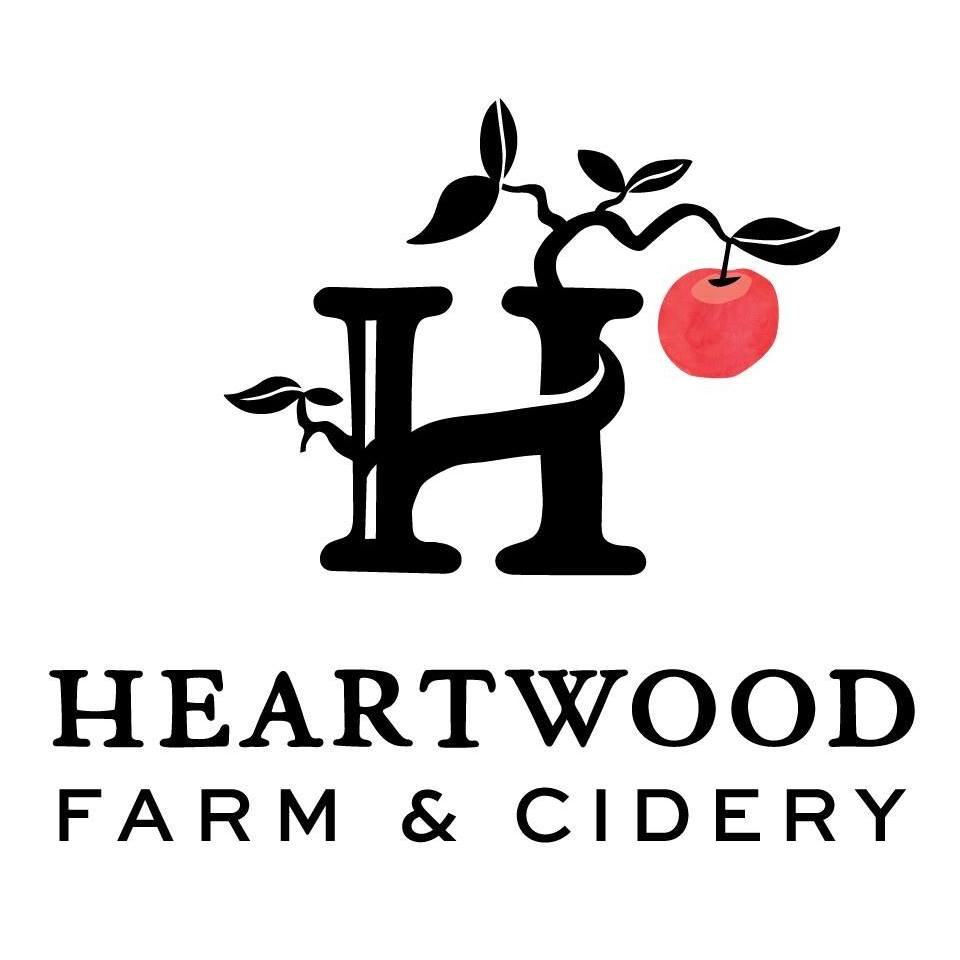 Heartwood Farm and Cidery logo