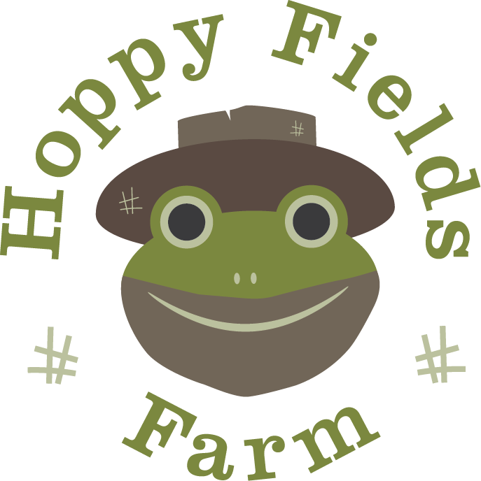 Hoppy Fields Farm logo